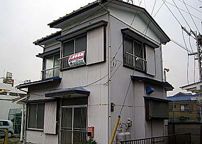 根岸矢作貸家2号棟外観写真