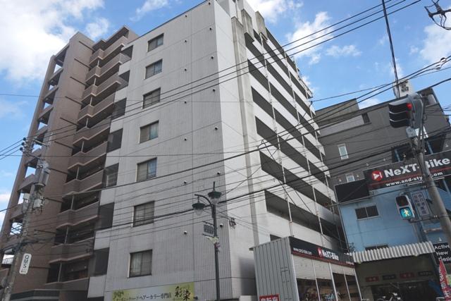 スカイコート西川口第2外観写真
