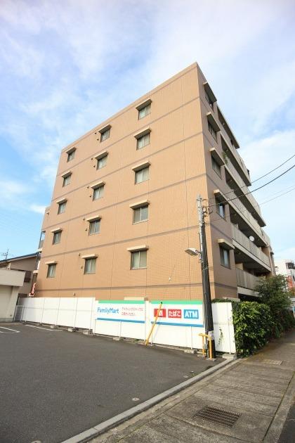インターハイム東川口外観写真