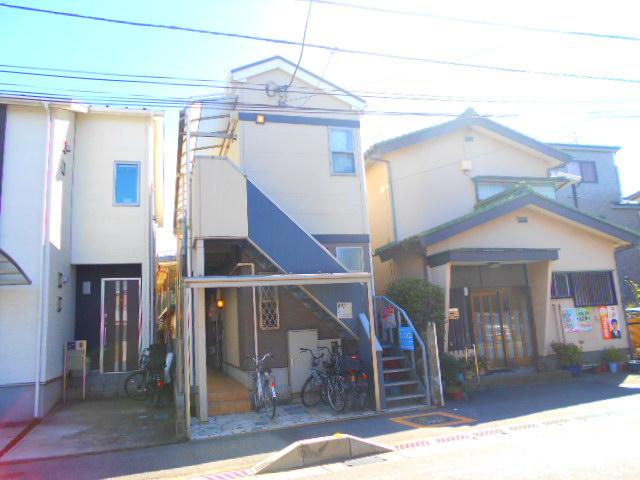 エバークレスト川口元郷外観写真