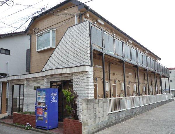 プリモ西川口外観写真