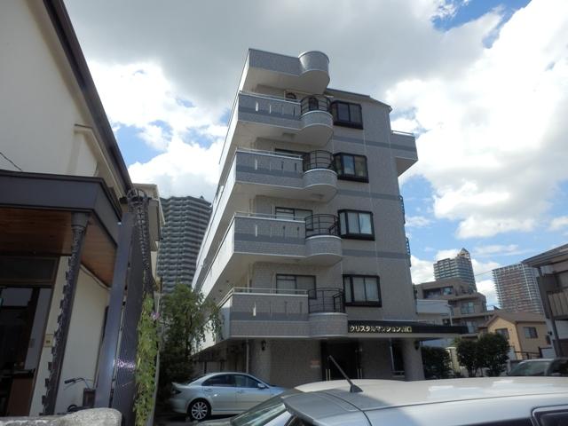 クリスタルマンション川口外観写真