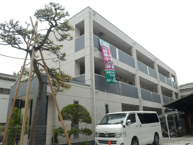 Prime Court・川口外観写真