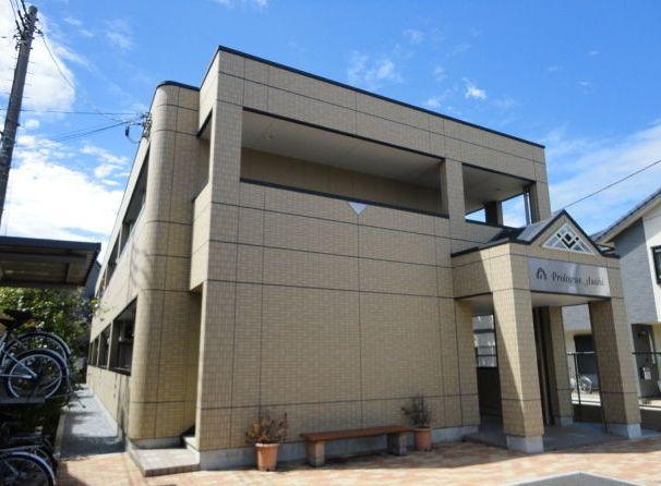 Prologue.Asahi外観写真
