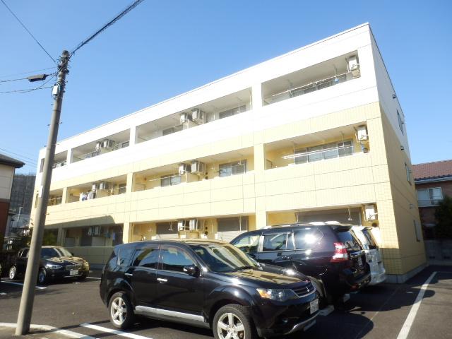 La Forte 南鳩ヶ谷外観写真