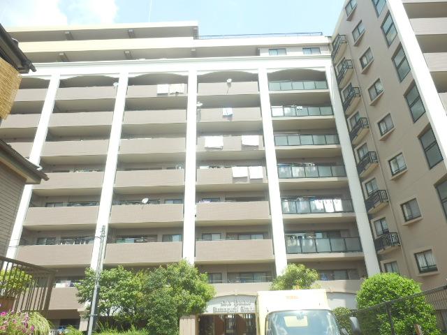 ダイアパレス川口新井宿外観写真