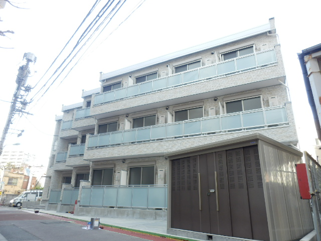 K'sマンション幸町Ⅱ外観写真