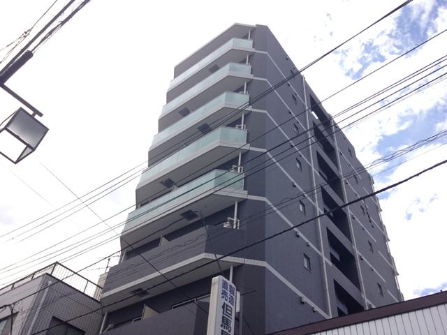 ベル・ヴュー川口本町外観写真