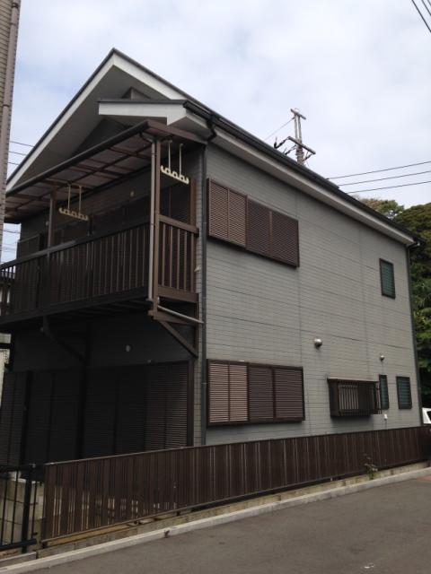 新井宿戸建外観写真