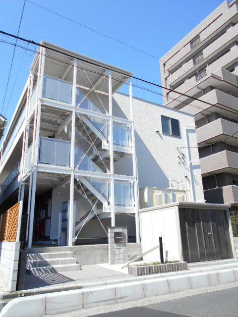 リブリ・CREDO KAWAGUCHI Ⅱ外観写真