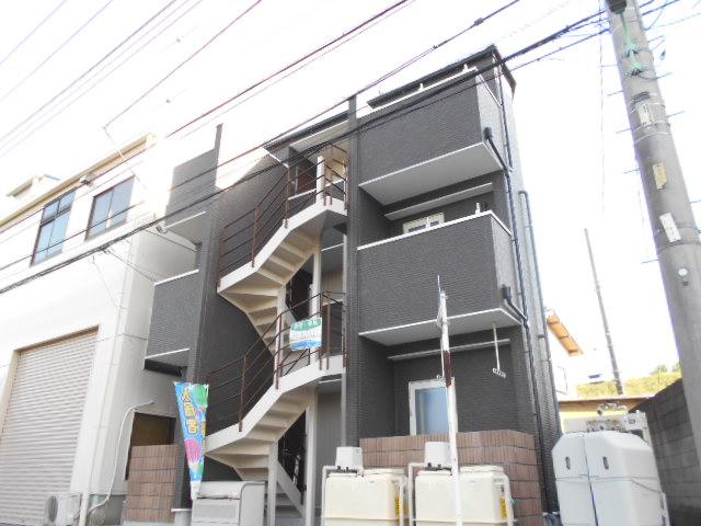 E・HOUSE川口外観写真