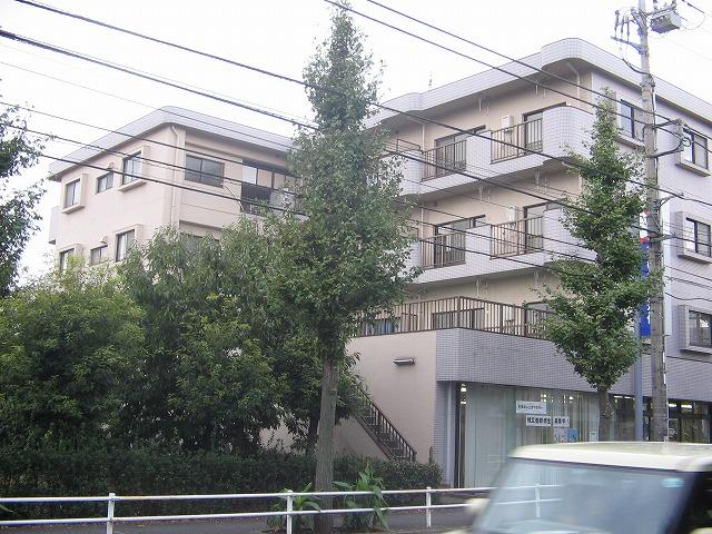 グリーンアベニュー羽村外観写真