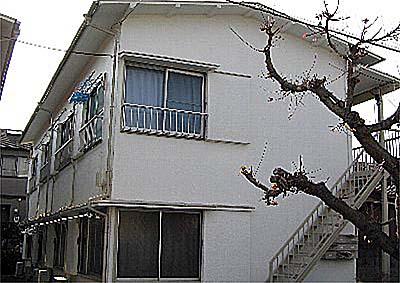 第1白王荘外観写真