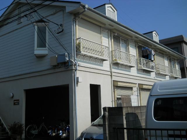 立川栄町フラットB棟外観写真