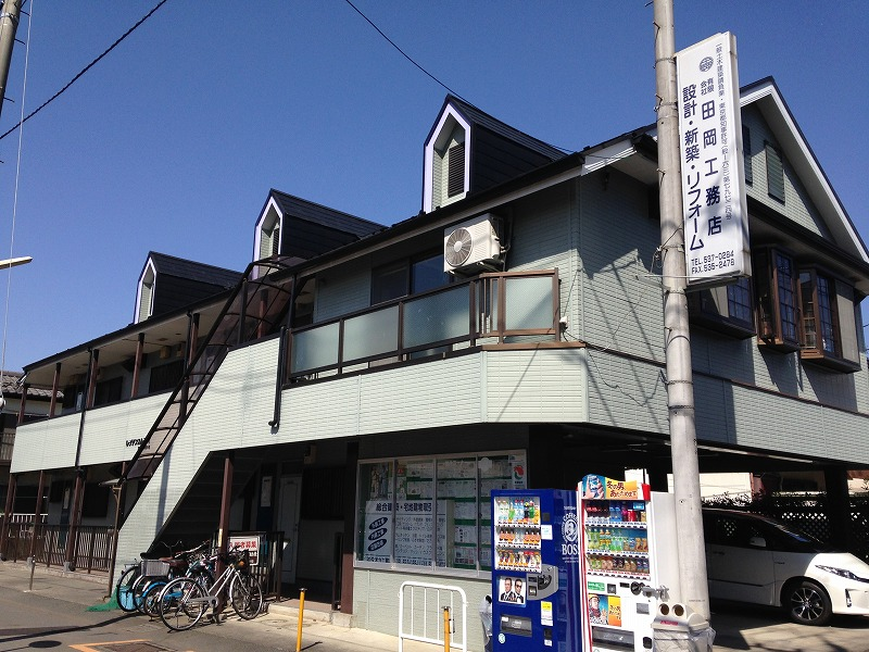 レジデンスATT栄町外観写真