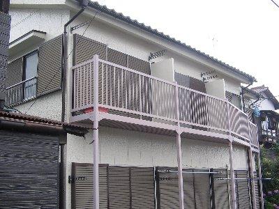 コーポヤマニ外観写真