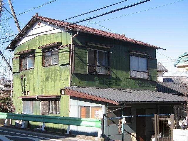 木村様貸家(北側)外観写真