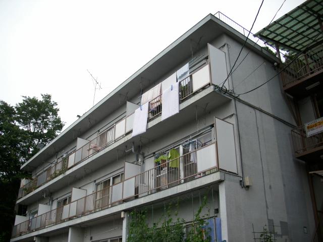 狭山ヶ丘コーポ外観写真