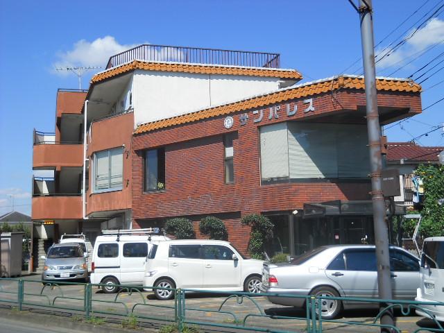 サンパレス外観写真