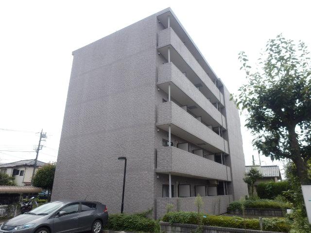 昭島コートエレガンスD棟外観写真