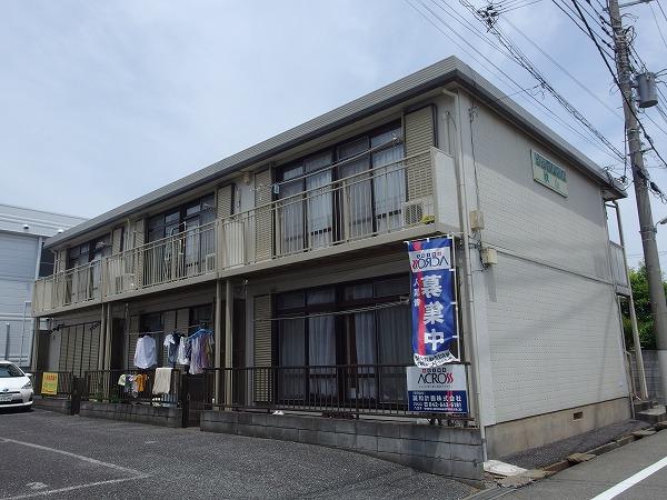 シティハイム秋山外観写真