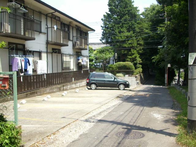 キャッスル中村外観写真