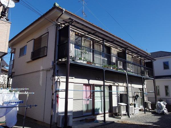 杉田荘外観写真