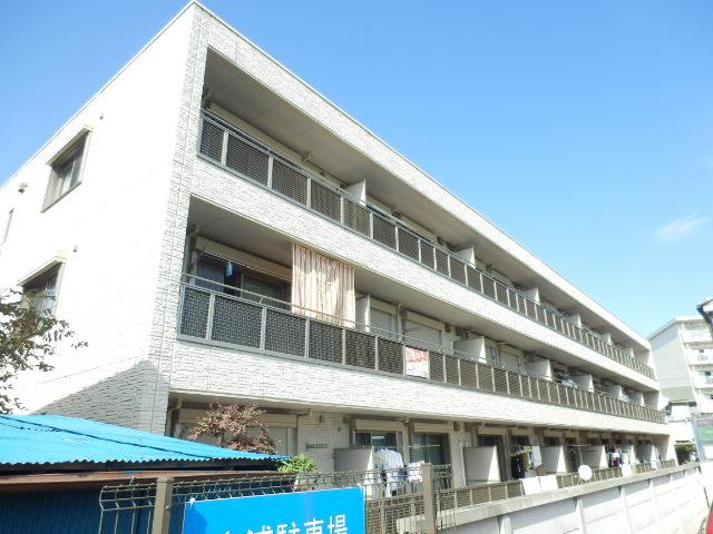 ニューノース壱番館外観写真