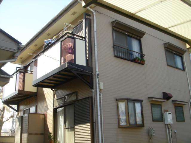 大野テラスハウス外観写真