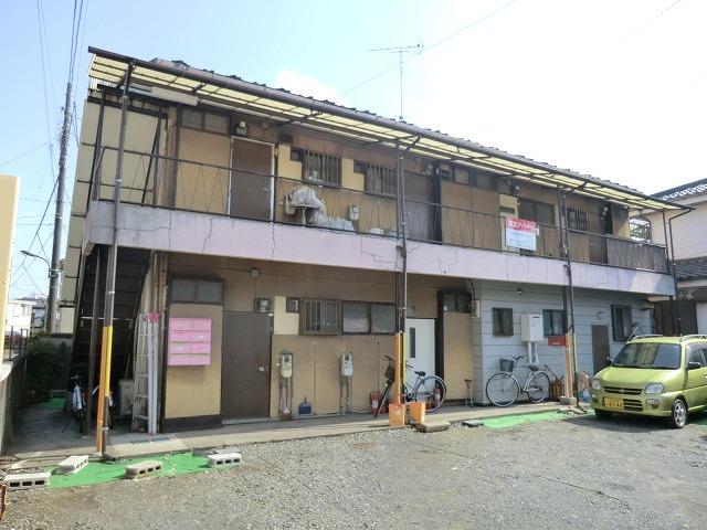 東友アパート外観写真