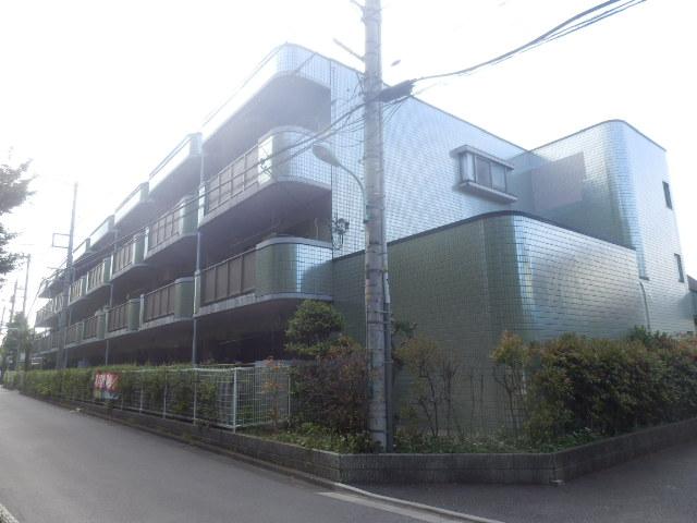 シャトー美堀台外観写真