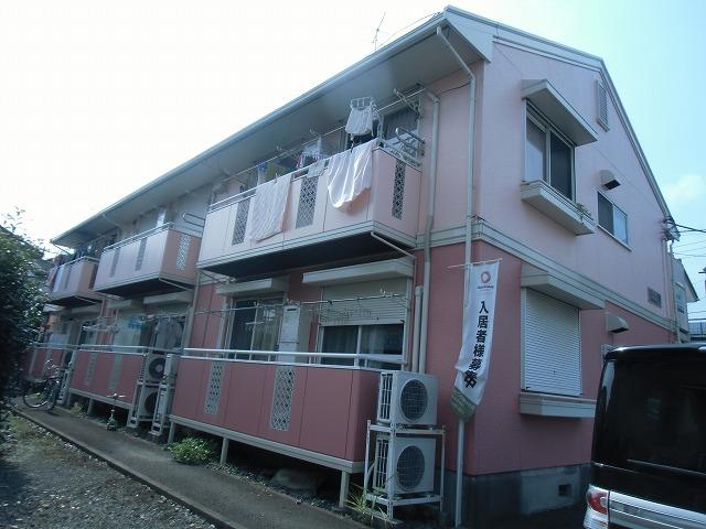 クレストコート武蔵野外観写真