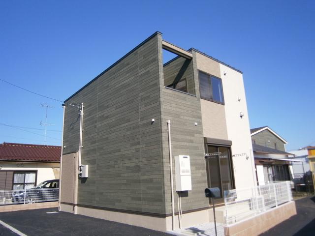 岩田様新築戸建て外観写真