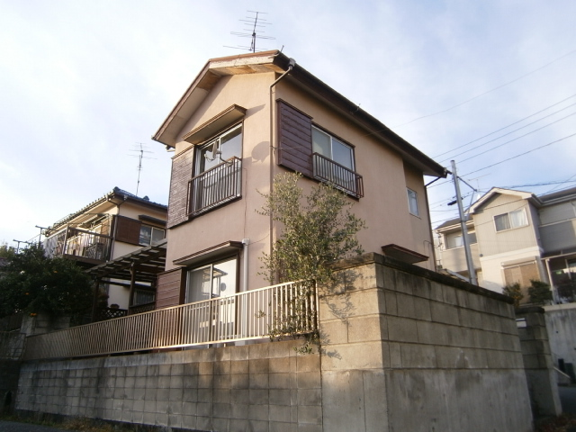 StadioM 武蔵大和ハウス外観写真