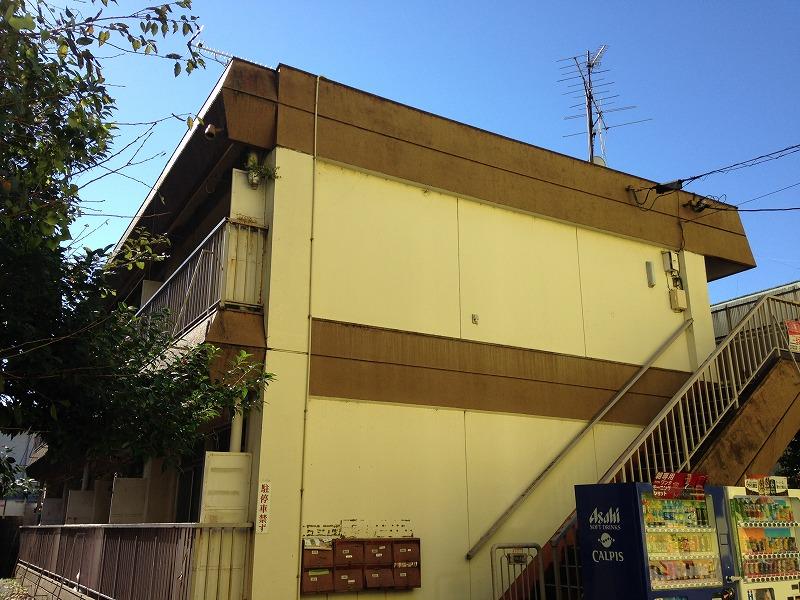 西立川鈴忠外観写真