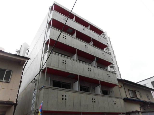 レジデンス立川錦町外観写真