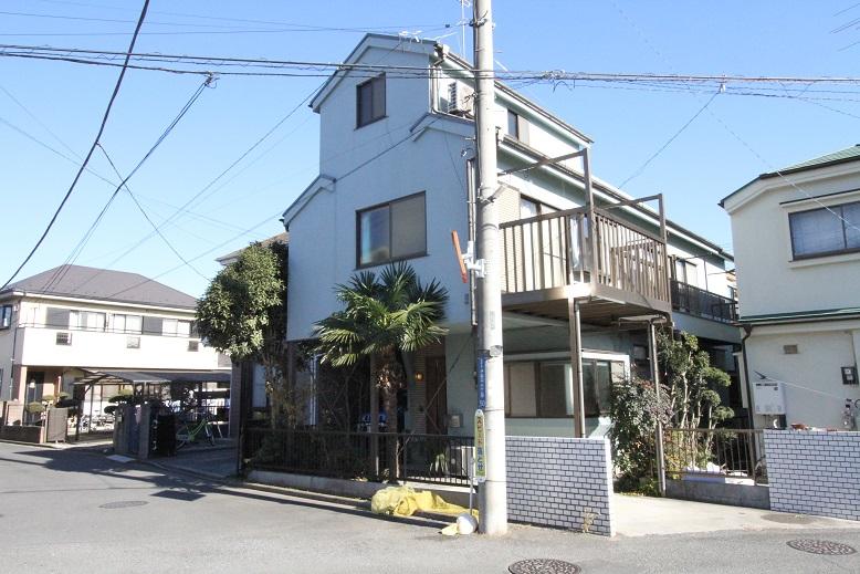 武蔵村山市伊奈平 戸建て貸家外観写真