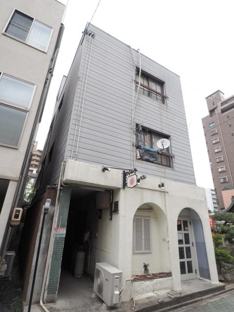 栗原アパート外観写真