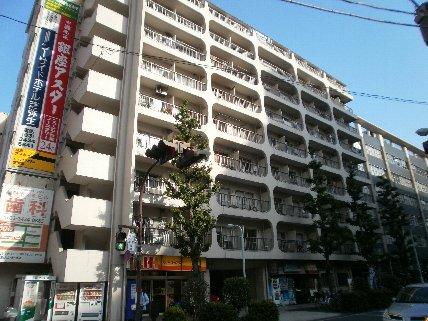 浜松町ビジネスマンション外観写真