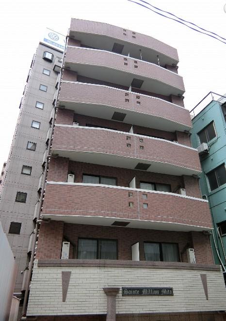 サンテミリオン三田外観写真