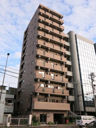 ニューシティアパートメンツ東大井外観写真