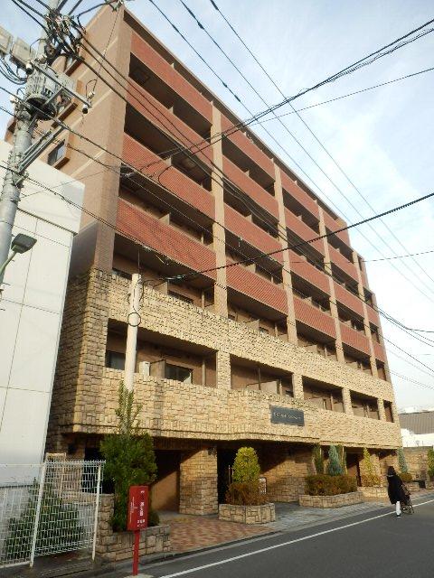 レジディア多摩川外観写真