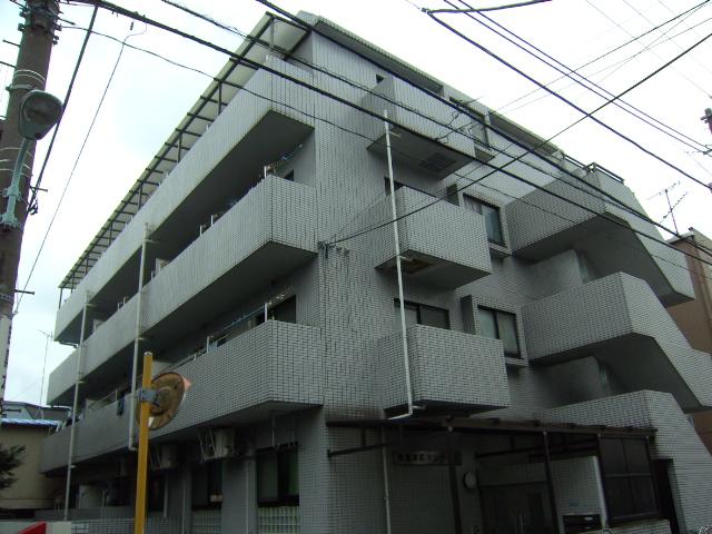 目黒本町マンション外観写真