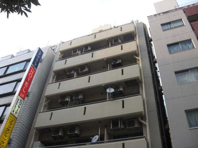 レオ五反田辻ビル外観写真