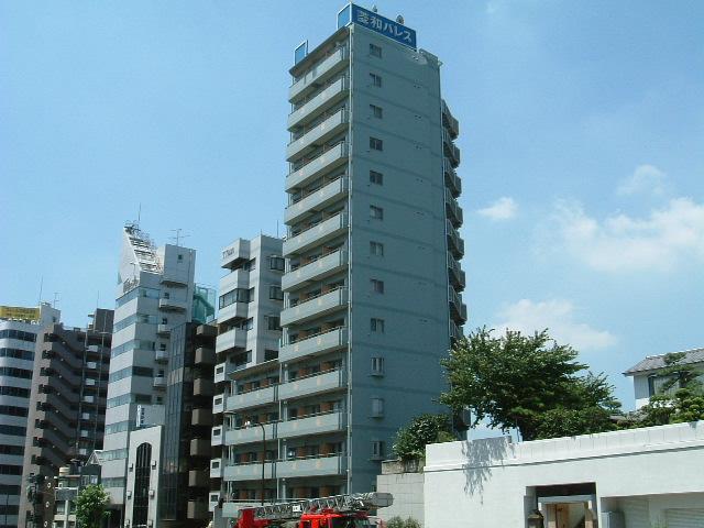 菱和パレス高輪タワー外観写真