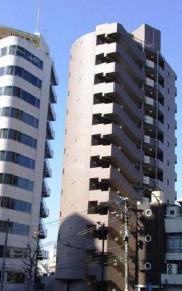菱和パレス高輪台外観写真