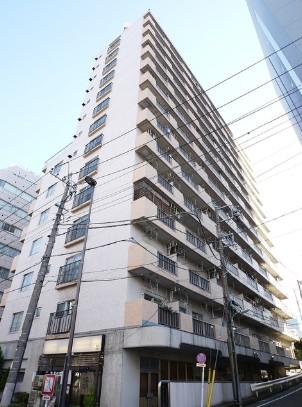 マンション五反田外観写真