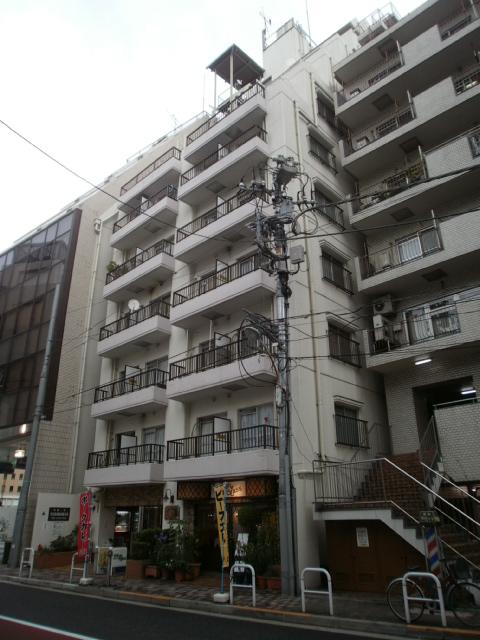 パラシオン浜松町外観写真