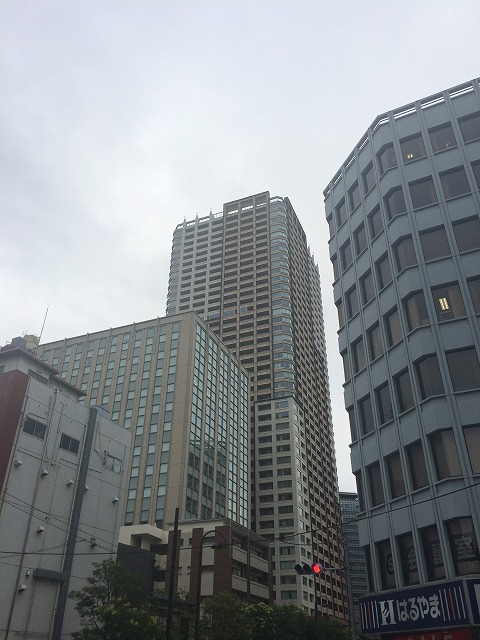 パークタワーグランスカイ外観写真