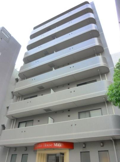 メイフェアハウス三田外観写真
